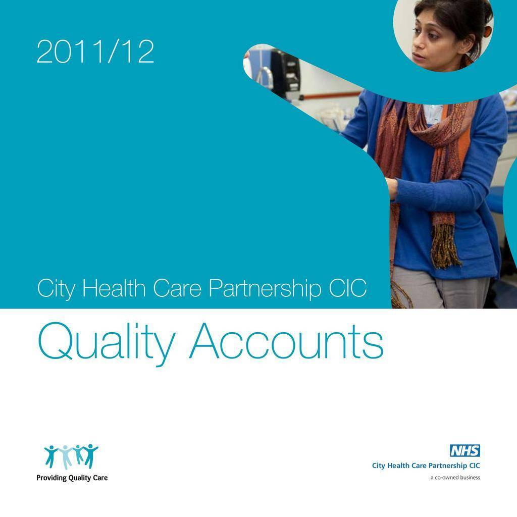 Quality Accounts 1022/12 cover