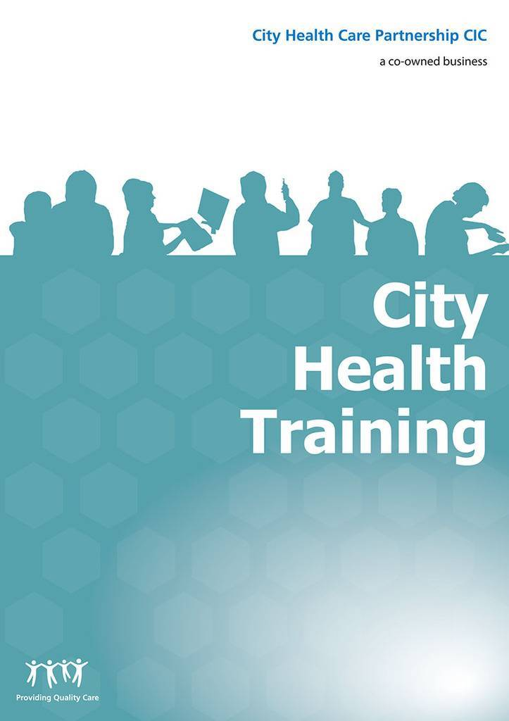 City Health Training Cover
